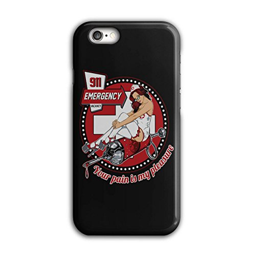 Sexy Nurse Emergency Costume iPhone 6 / 6S Case | Wellcoda (Costume Milf)