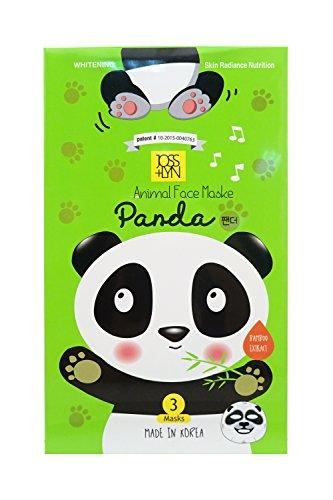 Animal Face Mask Panda  Made in Korea