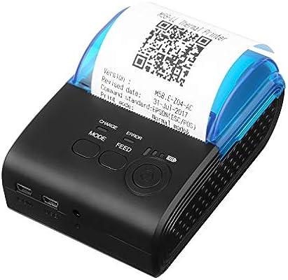 Officelead Portable Mini Wireless Bluetooth 58mm High Speed Direct