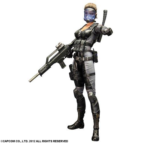 Square-Enix - Resident Evil Operation Raccoon City Play Arts Kai Action Figure