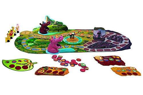Cardinal Games Retro '90S Disney Lion King Board Game, Multicolor