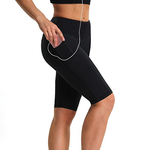 Osne4u Women's Yoga Running Shorts Gym Shorts E...