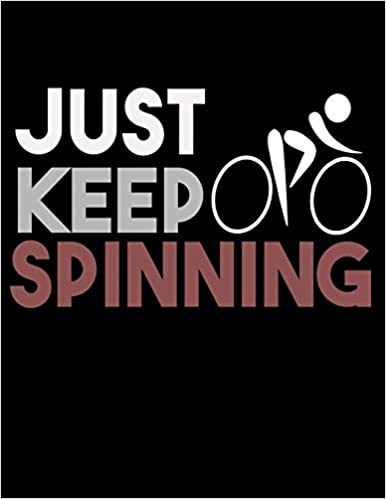 Just Keep Spinning: Diary For Dreamers, Notebook To Record Dreams ...