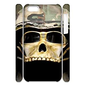Iphone 5C Helmet 3D Art Print Design Phone Back Case Personalized Hard Shell Protection FG045728