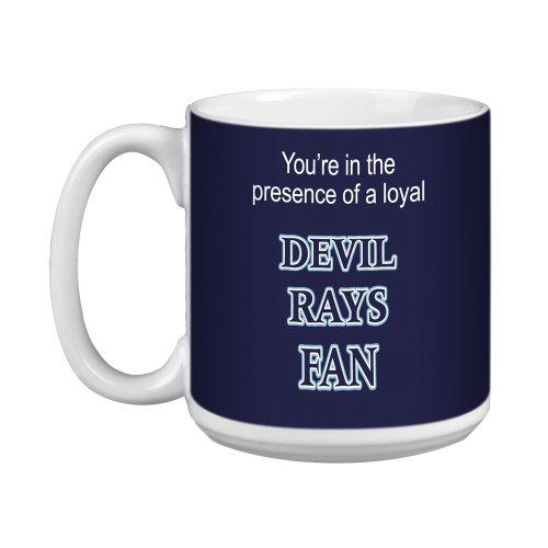 - Tree-Free Greetings XM28103 Devil Rays Baseball Fan Artful Jumbo Mug, 20-Ounce