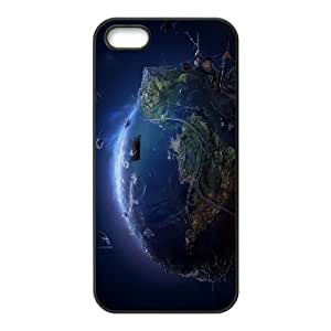 For Ipod Touch 4 Phone Case Cover 3D Earth Hard Shell Back Black For Ipod Touch 4 Phone Case Cover 330727