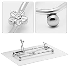 - New Arrival Product - Luxury Jade Roller Countertop Stand Stainless Steel