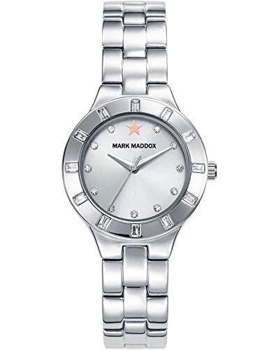 MARK MADDOX MM7010-17 WOMAN WATCH STEEL