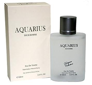 Aquarius Pour Homme Aqua di GIO Men Perfume 3.4 oz Eau de Toilette (Imitation)