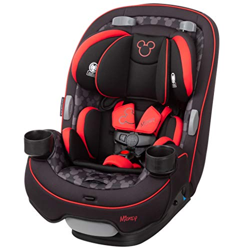Safety 1st Disney Baby Grow Go 3-in-1 Convertible Car Seat, Simply Mickey, One Size