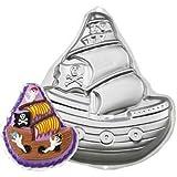 Wilton Novelty Cake Pan-Pirate Ship 13.2''X11.25''X2''