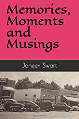 Memories, Moments and Musings Paperback