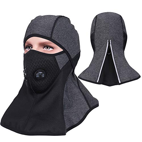 Wheel UP Windproof Ski Mask Versatile Thermal Cold Weather Full Face Mask Winter Sports Balaclava Outdoor Sport