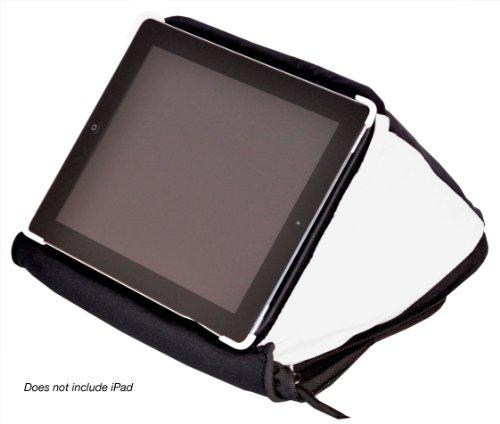 Fairfield Premium Black/White Skulls Lappy Kit with Steady Snap (A-LAP0075) (White Skulls Snap)