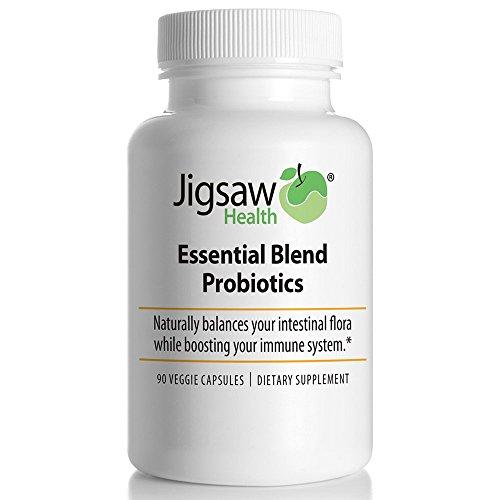 Jigsaw Health Essential Probiotics Supplement product image