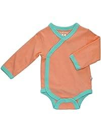 Baby Girls' Kimono Bodysuit
