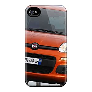 JosieGrilli Snap On Hard Cases Covers Fiat Panda 2013 Protector For Iphone 6