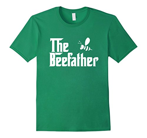 - Mens The Bee Father Funny Beekeeper Beekeeping T Shirt Gift Large Kelly Green