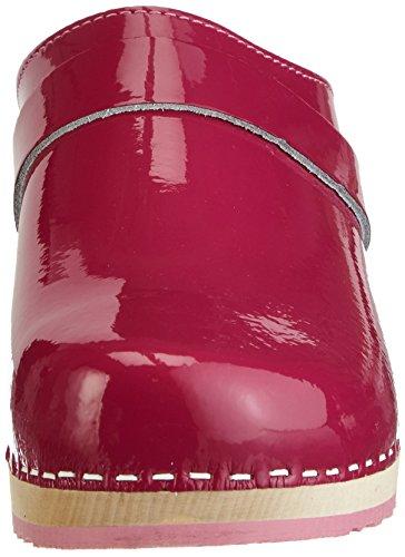 Donna pink 6006 Zoccoli fuchsia Bighorn Gevavi Lak 37 Rosa rosa qaAUxw