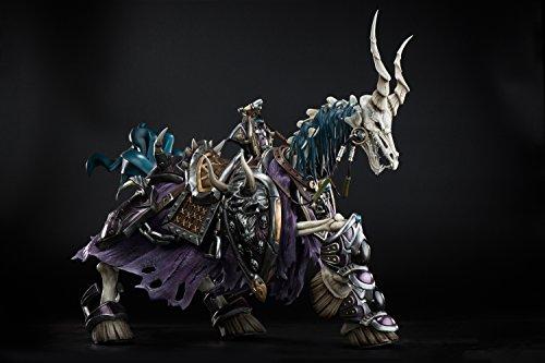 Baile-Inc-Skeletal-Warhorse-FigurineWARCRAFT-Mounts-16-Scale-Action-FigureUndead-Steed-SculptureHome-Dcor-Collectible-Statue