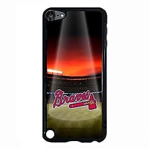 For SamSung Galaxy S6 Case Cover Game MLB Atlanta Braves Baseball Team Logo Sports Slim Cute pc Protective Hard Plastic Phone Accessories for Men