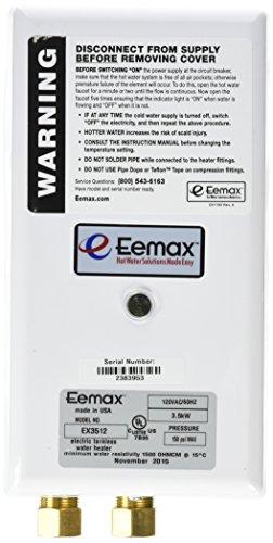 Eemax EX3512 3.5Kw/120V Flo Cont