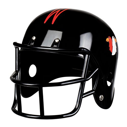 NEU Helm American Football, schwarz