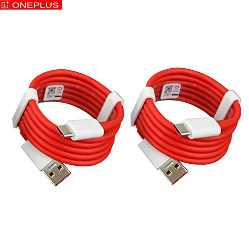 OnePlus Cable Oneplus 3/3t/5/5t/6/6t/7/7 Pro Cable 3.3 Feet Data Cable Dash Charge Cable for OnePlus 3 3t 5 5t 6 Charging [Compact Trangle-Free] (Oneplus 3/3T/5/5T/6) (2 Packs)