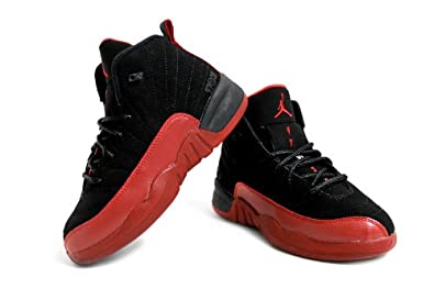 more photos f00e4 9bfc5 Amazon.com   Nike Air Jordan 12 (Toddler Youth)   Shoes