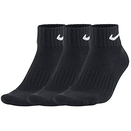 Nike One Quarter Socks 3PPK Value Ankle Socken