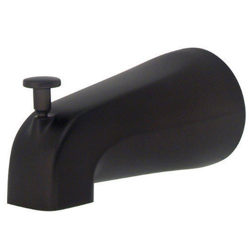 Kingston Brass K189A5 Designer Trimscape Showerscape Zinc Tub Spout with Diverter for KB3635 Series, Oil Rubbed Bronze