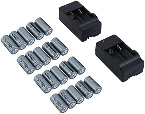HGJVBFGH1 2 Slots Batteries Charger for Netgear Arlo Security ...