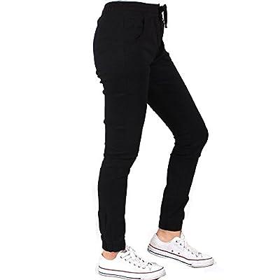 Women's Twill Jogger Pants