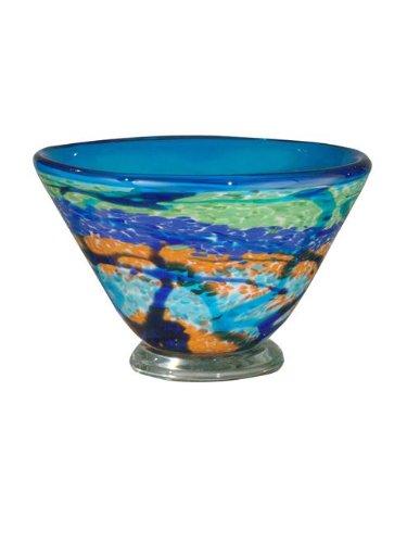 Favrile Vase (Dale Tiffany Henna Favrile)