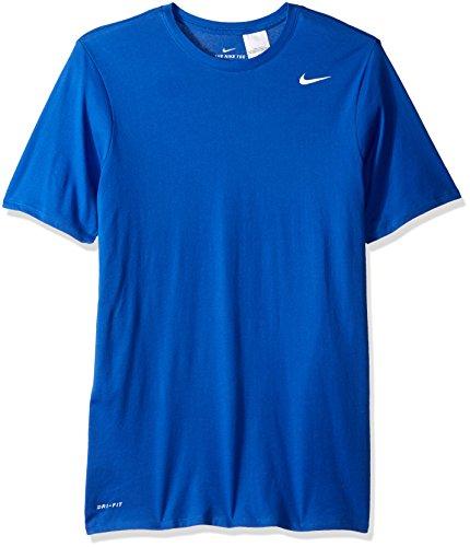 NIKE Men's Dry Dfc 2 Tee, Game Royal/Game Royal/White, 3X-Large/Tall - Nike Dri Fit Men