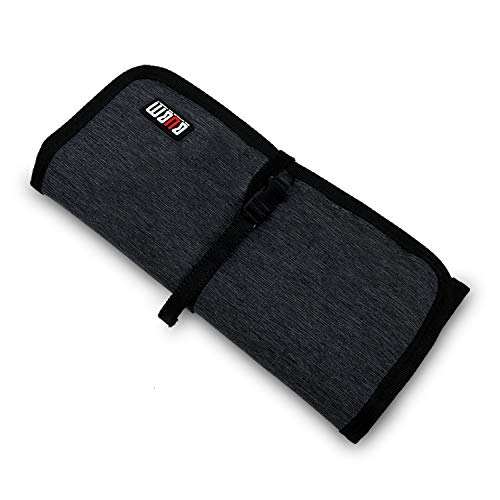 BUBM Electronics Organizer, Universal Small Gadget Accessories Travel Carry Storage Bag Pouch for Charger USB Cables SD Memory Cards Earphone Flash Hard Drive