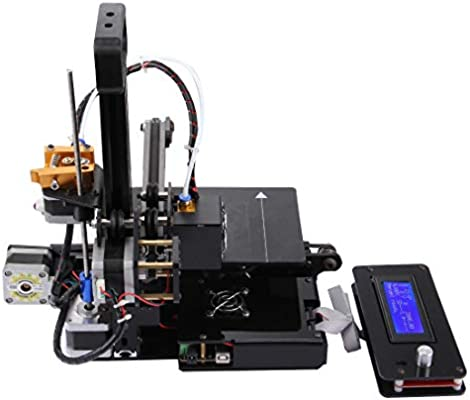IROSE Impresora 3D Mini Impresora 3D Aleación De Aluminio Física ...