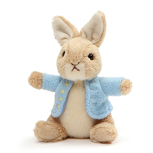 Gund Classic Peter Rabbit Plush 5