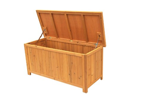 Leisure Season DB4820 Deck Storage Box by Leisure Season