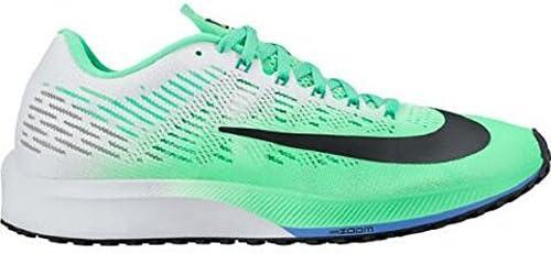 Mujer NIKE Air Zoom Elite 9 Electro Verde Zapatillas Running ...