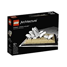 LEGO Architecture Sydney Opera House 21012 (japan import)