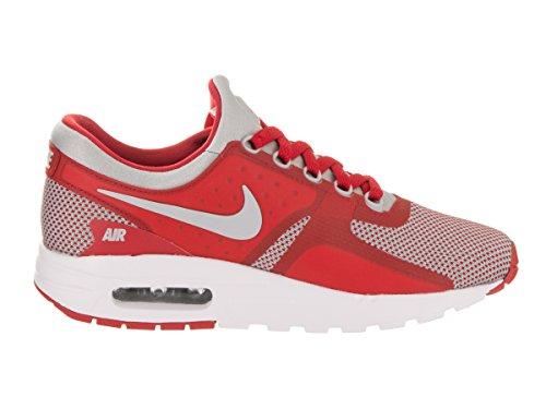 Nike Air Max Zéro Essentiel Gs Jeunes Chaussures De Course Loup Gris / Loup Gris