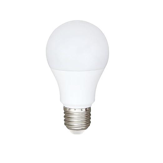 Bioledex Araxa B27 – Bombilla de LED, E27 Ra90 9 W 810LM 2700 K blanco