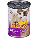 Friskies Turkey and Giblets Canned Cat Food, My Pet Supplies