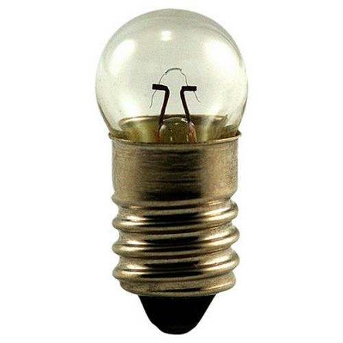 Eiko 13-20 13, 3.7V .3A G3-1/2 Miniature Screw Base Light Bulb (Pack of 20)