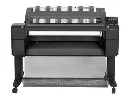 HP Designet T920 Eprinter Plotter, Sistema di Stampa Inkjet/Thermal Inkjet, Formati Stampa Supportati 36 Pollici CR354A#B19 a0 designjet