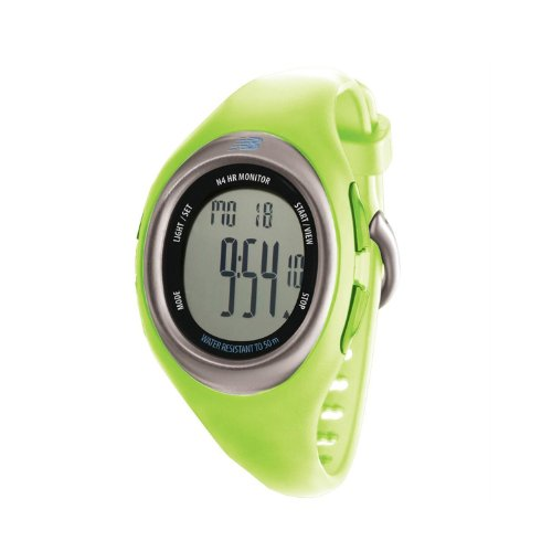 - New Balance N4 Heart Rate Monitor, Lime