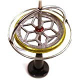Gyroscope Toy With Pedestal