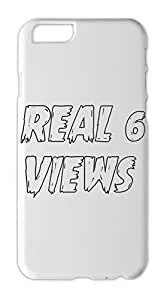 REAL 6 VIEWS Iphone 6 plastic case