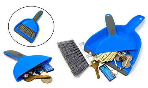 Dust Pan with Brush Diversion Safe Hidden Stash Secret Storage Keys Money Jewelry Medicine Pills Cash